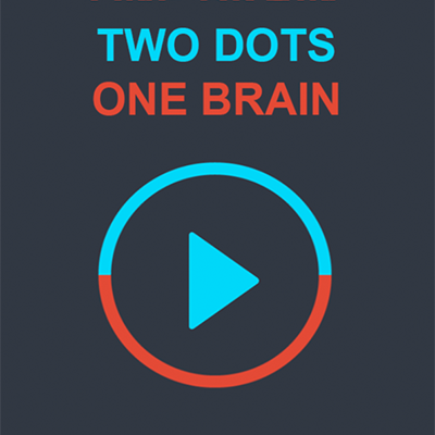 2 Dots One Brain